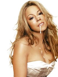 Naked Mariah Carey or not - you will always want to have sex with her!
